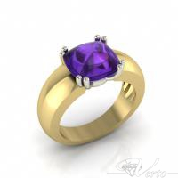 ring met amethist