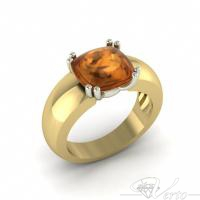 ring met citrien